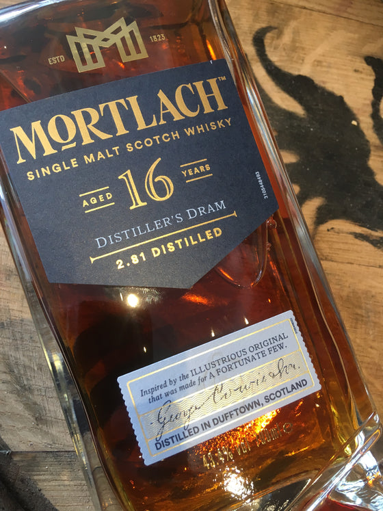 Mortlach 16 Year Old 70cl