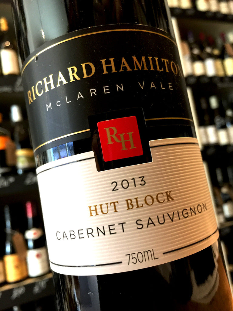 Richard Hamilton Hut Block Cabernet Sauvignon 2013 75cl