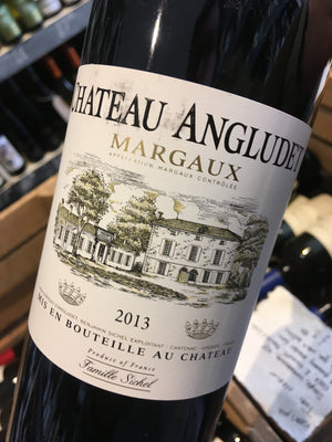 Chateau Angludet 2013 75cl