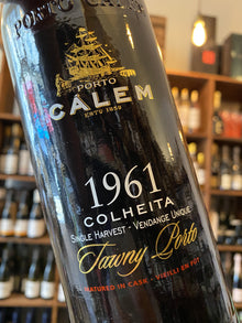 Calem Colheita Port 1961 75cl