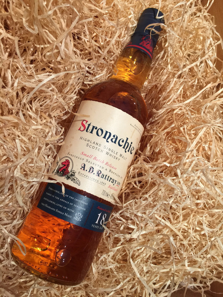 Stronachie 18 Year Old 70cl