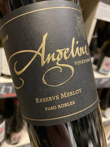 Angeline Vineyards Reserve Merlot 2018 75cl