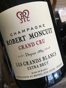 Robert Moncuit Grand Cru Brut Blanc de Blancs NV 75cl