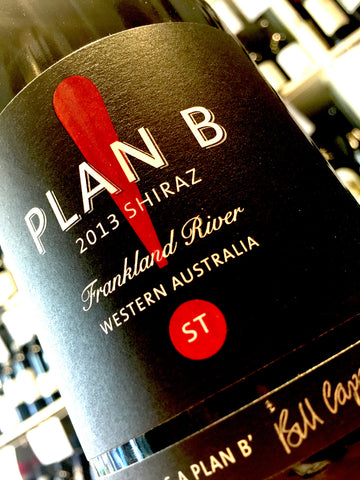 Plan B! Shiraz 2013 75cl
