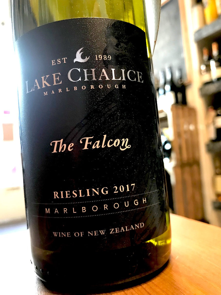 Lake Chalice Riesling 'The Falcon' 2015 75cl