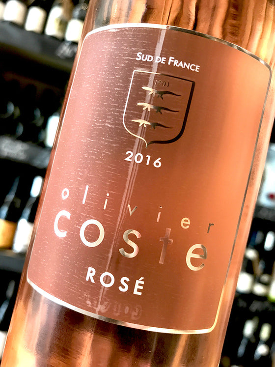 Olivier Coste Rose 2016 75cl