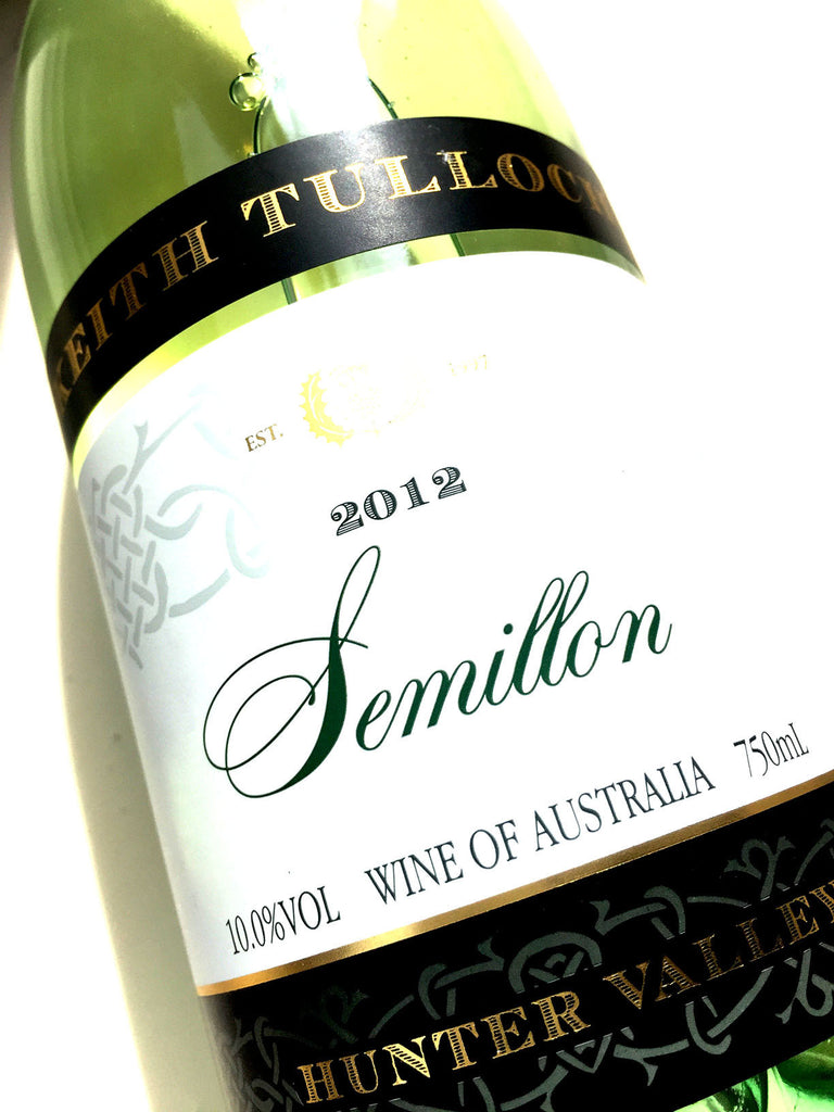 Keith Tulloch Hunter Valley Semillon 2013 75cl