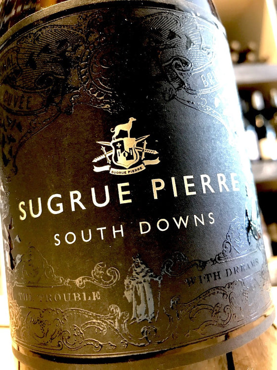 Sugrue Pierre 'The Trouble with Dreams' Brut 2013 75cl