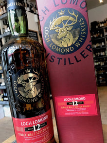 Loch Lomond 12 Year Old 70cl