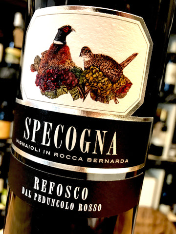 Specogna Refosco 2013 75cl