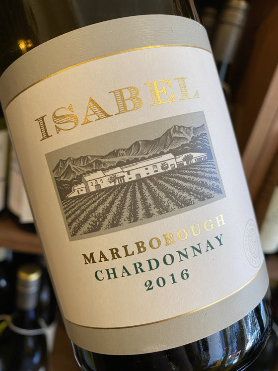 Isabel Estate Chardonnay 2016 75cl