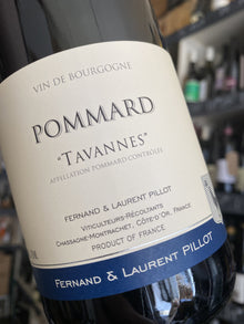 Fernand & Laurent Pillot Pommard Tavannes 2017 75cl