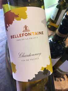 Bellefontaine Chardonnay 2018 75cl