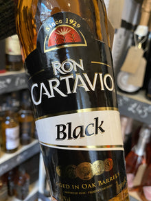 Ron Cartavio Black Rum 70cl