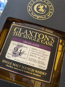 Claxton's Tullibardine 1993 24 Year Old 70cl