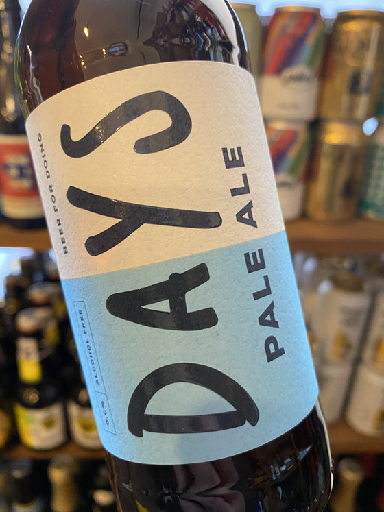 Days Pale Ale 33cl