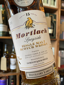 Mortlach 15 Year Old Gordon & Macphail 70cl