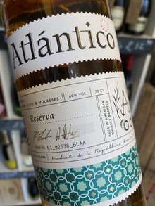 Atlantico Dark Rum 70cl