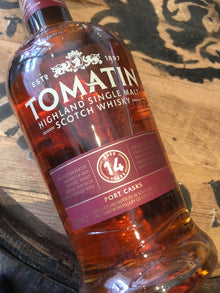 Tomatin 14 Year Old Port Wood Cask70cl