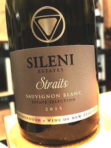 Sileni Estates 'The Straits' Sauvignon Blanc 2015 75cl