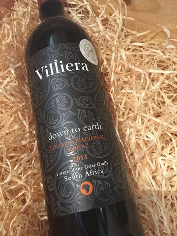 Villiera Down to Earth Red 2013 75cl