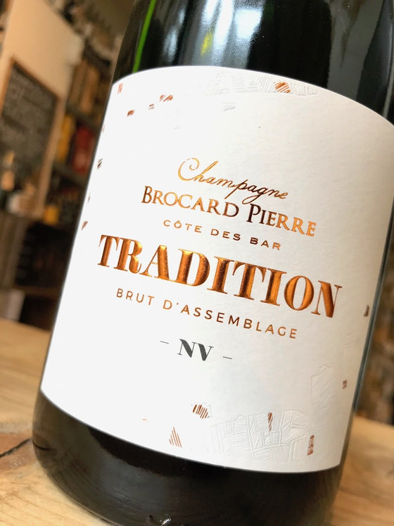 Champagne Brocard Pierre Tradition Brut 75cl