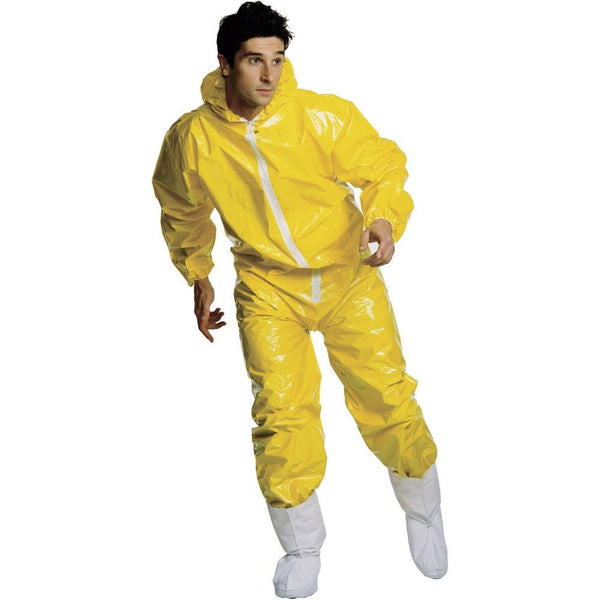 Honeywell 4503000-M Spacel 3000 RA EBJ, Coverall to protect from chemicals, Type 3,4,5&6, Size M