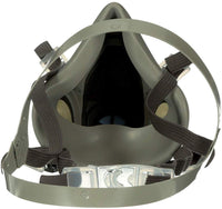 3M 6200 Half Mask for Use With 6000 Series Cartridges, Face Piece