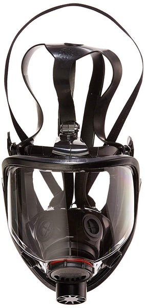 7600 Series Silicon Full Facepiece with 5 Strap Head Harness, Small