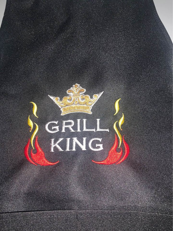 Black Apron Grill King