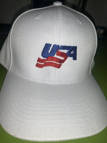 USA Cap Embroidered