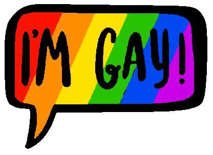 Im Gay Embroidered Iron On Patch - EH Patches