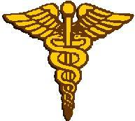 Medicine Symbol Embroidered Patch - EH Patches