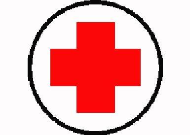 Medical Red Cross Embroidered Patch - EH Patches