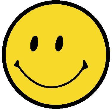 Smiley Face 2 Embroidered Patch - EH Patches
