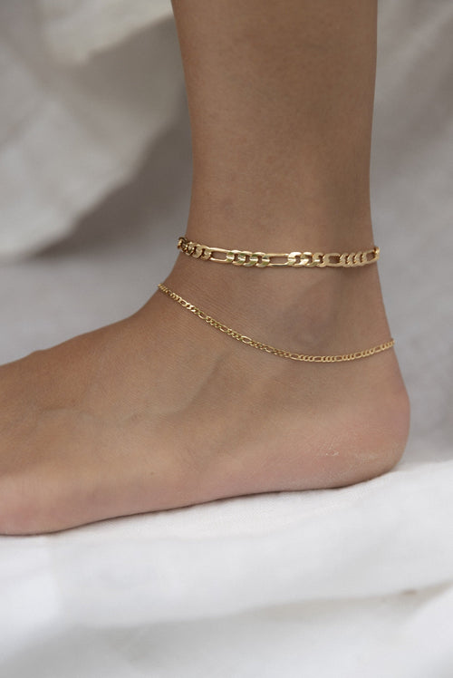 The Frankie Anklet