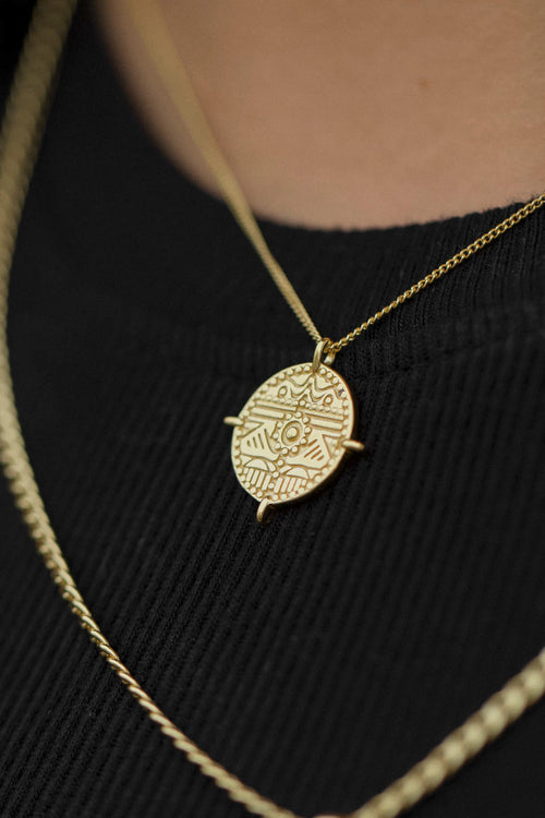 The Dahlia Necklace