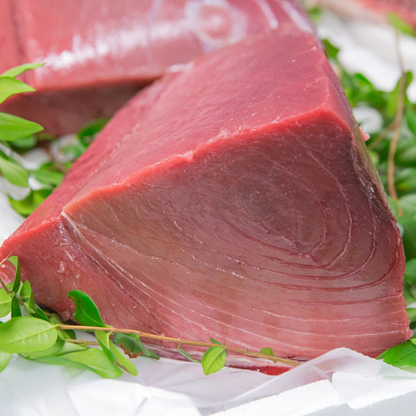 Fresh Yellowfin Tuna Loin Pack
