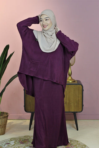 Grace Pleated Kurung
