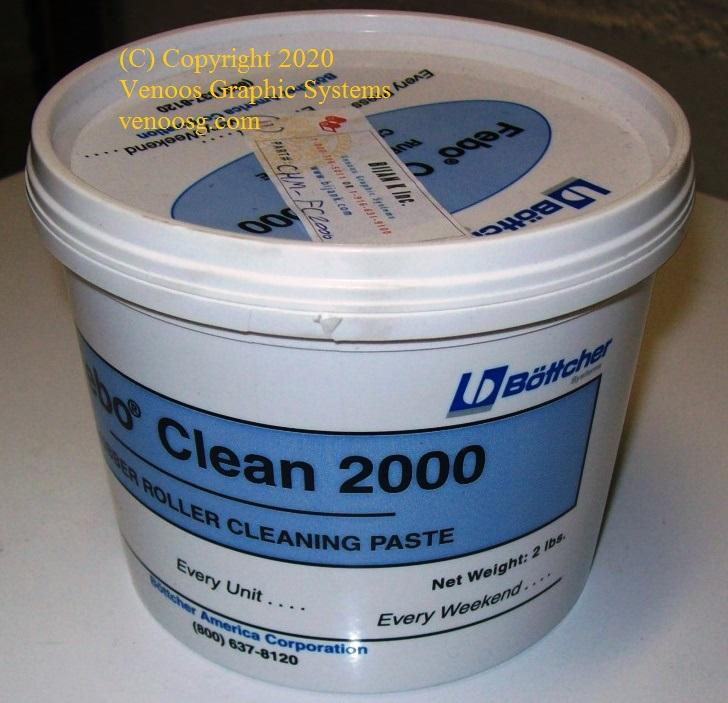 Febo Clean 2000 Past - 2 Lb. ; CHM-FC2000