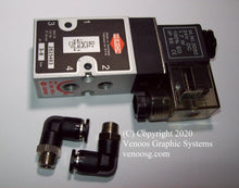 Load image into Gallery viewer, Solenoid 4/2 WAY Valve for HEIDELBERG SM102 CD102 ; V-8776 ; HD-98.184.1051 ; HD-61.184.1051