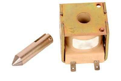 SOLENOID BOX FRAME for AB Dick 9800 impression cylinder power lever ; A-252824