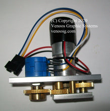 Load image into Gallery viewer, Ink Key Motors for Komori Old Style Servo Motor ; FIN-4062-004
