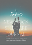 New Moon Self-Care Journal