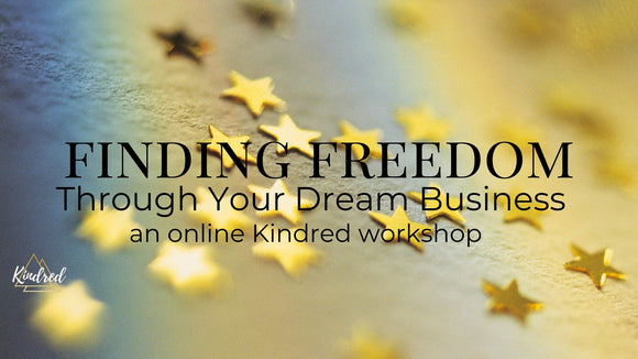 Finding Freedom - Kindred Self-Care Community