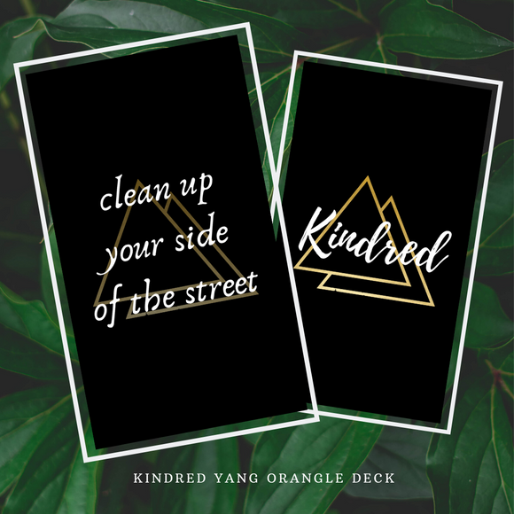 Yang Deck - Kindred Self-Care Community