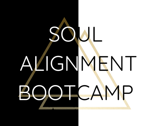 Soul Alignment Boot Camp - Kindred Self-Care Community
