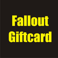 Fallout Giftcard
