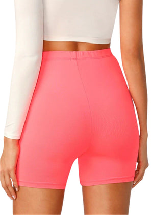 Endurance High Waist Fitness Shorts