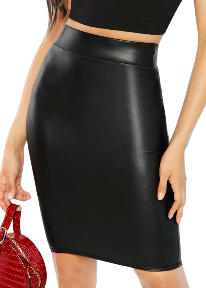 Look At Me Bodycon Skirt